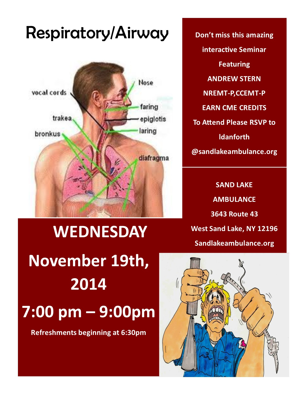 Resp Airway November CME 2014